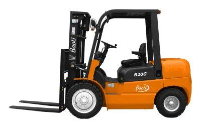 2. El Forklift